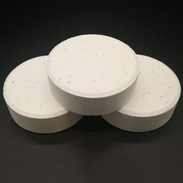 Bleaching Agent TCCA 90% Chlorine Tablets Trichloroisocyanuric Acid