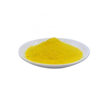 Polymerized Ferric Sulfate (PFS) , Used in The Purifying Treatment of Domestic Drinking Water, Industrial Waste Water and Urban Sewage