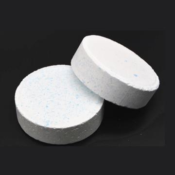 Swimming Pool Chlorine Tablet 200g, Multifunction, TCCA 90% CAS: 87-90-1
