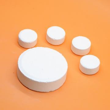 CAS No 87-90-1 90% chlorine tablets