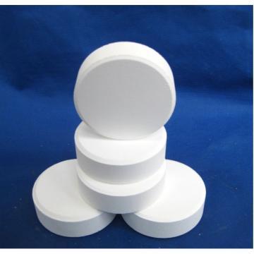 Trichloroisocyanuric Acid TCCA 90 Chlorine Tablets