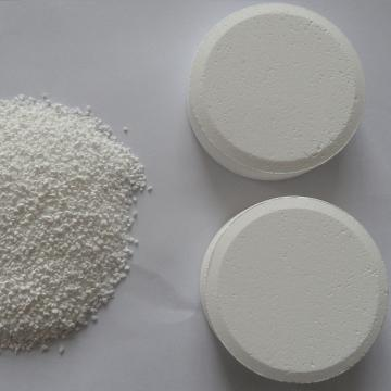 TCCA Tablet Trichloroisocyanuric Acid Chlorine Tablet Water Treatment Chemical