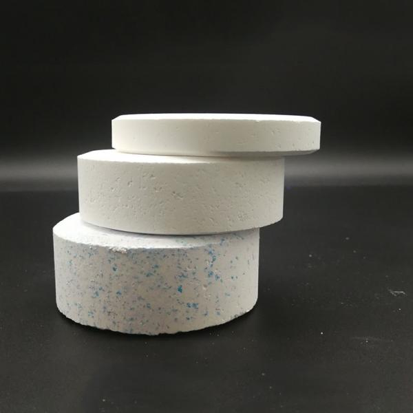Top Quality Swimming Pool Disinfection TCCA 90% Chlorine Tablets/Granualr with Best Price #3 image