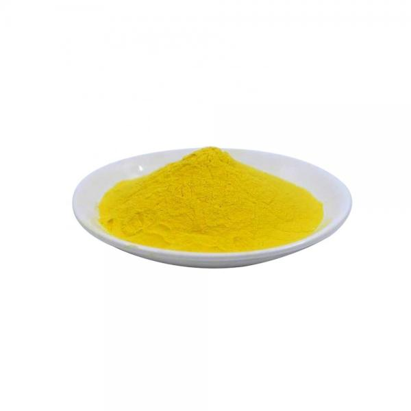 Polymerized Ferric Sulfate (PFS) , Used in The Purifying Treatment of Domestic Drinking Water, Industrial Waste Water and Urban Sewage #3 image