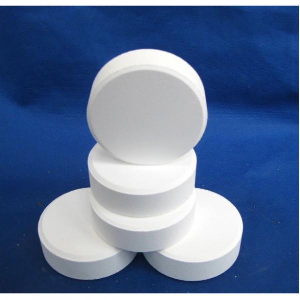 TCCA SDIC Deztab Chlorine Tablet, Effervescent Fast Dissolving Sterilising Tablet #1 image